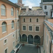 sede del Istituto Storico San Josemaría Escrivá Roma