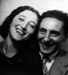 Tomás and Paquita Alvira
